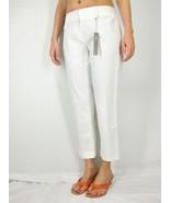 sz 0 New Womens ANN TAYLOR LOFT Pants Julie Cap... - $23.63