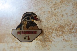 Wisconsin number #1 wood duck hunting award bea... - $11.30