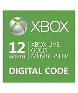 12-Month{1 year} Xbox 360/ONE Live Gold Members... - $51.44