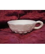 Westmoreland Paneled Grape Bowl with a Handle o... - $12.99
