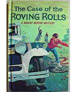 Brains Benton mystery #4 THE CASE OF THE ROVING... - $45.00