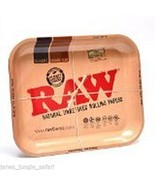 RAW Brand Metal Rolling Tray Small 11