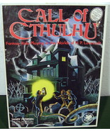 Call of Cthulhu 1981 RPG Game by Chaosium - $82.99