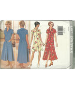 Butterick Sewing Pattern 4387 Misses Womens Dre... - $19.99