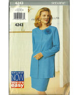 See And Sew Sewing Pattern 4243 Butterick Misse... - $14.99