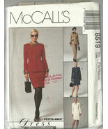 McCall's Sewing Pattern 8519 Misses Womens Dres... - $16.99