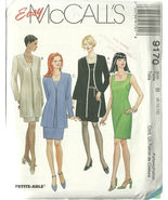 McCall's Sewing Pattern 9170 Misses Womens Dres... - $19.99