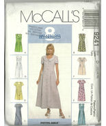 McCall's Sewing Pattern 9241 Misses Womens Dres... - $16.99