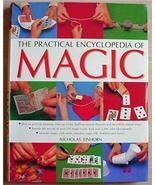 PRACTICAL ENCYCLOPEDIA OF MAGIC secrets illust ... - $10.50