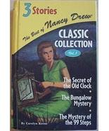BEST Nancy Drew CLASSIC COLLECTION Vol1 Mystery... - $5.99