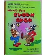 WORLD'S BEST CLOWN GAGS 200 Classic Comic Clown... - $5.75