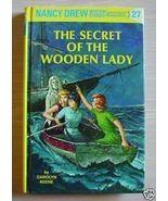 Nancy Drew THE SECRET OF THE WOODEN LADY Keene - $5.00