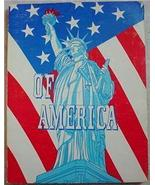 OF AMERICA READING SERIES VOLUME 1 Patriotic In... - $3.00