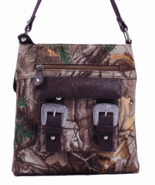 Realtree Concealed Carry Ambidextrous Camo Cros... - $49.99