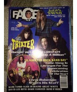 1991 - JUNE - Faces Rocks Magazine-Trixter-Suic... - $12.99