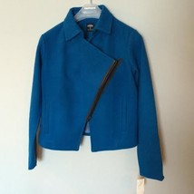 KATE SPADE Saturday Zip-Over JACKET Size Small ... - $199.97