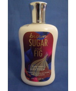 Bath and Body Works New Brown Sugar and Fig Bod... - $10.00