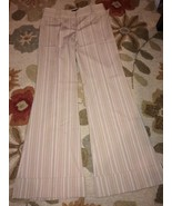 Banana Republic Gray Wool Straight Leg Pants Si... - $34.99