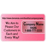 Various Templates for Business Cards for Bonanz... - $0.00