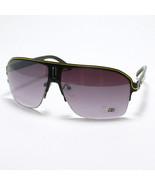 DG Men's SPORTY RACER HALF RIM Fashion Sunglass... - $9.85