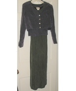 Nina Piccalino 2 Piece Dress Jacket Size 6 - $28.85