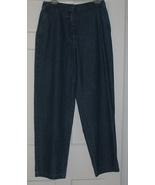 Villager Sport Liz Claiborne Blue Jeans Sz 12 3... - $15.50