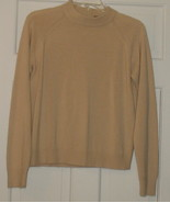Good Clothes Beige Summer Sweater Size M - $14.50