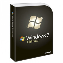 Microsoft Windows 7 Ultimate w/SP1 - 1 PC (down... - $159.00