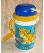 Disney Lion King Plastic Drink Canteen Twist To... - $10.00