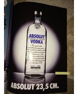 GQ Espana Magazine July/August 2001 Absolut 23,... - $13.99