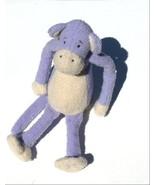Manhattan Toy Purple Monkey - $39.15