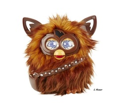 New Star Wars Furbacca Kids Toys Ages 6+ - $80.00
