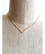 L Monogram Necklace Pendant Anthropologie - $30.00