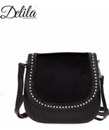 Delila by Montana West 100% Genuine Leather Hai... - $109.99