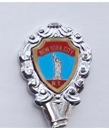 Collector Souvenir Spoon USA New York City Stat... - $8.98