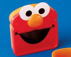 Elmo  Sesame Street Sandwich Box