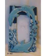 Playful Dolphins Photo Picture Frame - $10.99