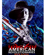 American Revolutionaries * Rock N' Soul * RETNA... - $160.00