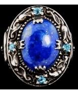 Illuminati Authentic Grand Master Ring Rule/Con... - $9,450.00