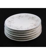 Noritake Arlene Dinner Plates #5802 (6) Circa 1... - $58.00