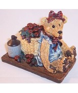 Boyds Bears and Friends Life's Harvest Figurine... - $9.99