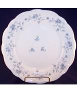 J Haviland Bavaria Germany Blue Garland Dinner ... - $8.99