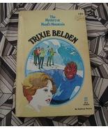 Trixie Belden #22 Mead's Mountain Golden Press ... - $7.00