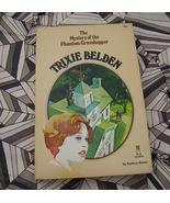 Trixie Belden #18 Phantom Grasshopper HTF First  - $8.00