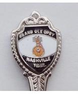 Collector Souvenir Spoon USA Tennessee Nashvill... - $7.98