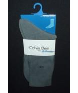 CALVIN KLEIN Men's Tech Cool Flat Knit Crew Soc... - $8.85