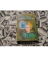 Nancy Drew #45 Spider Sapphire yellow spine PC ... - $30.00