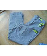 Ladies Lee Khakis Size 14 Black White Check Pan... - $24.74