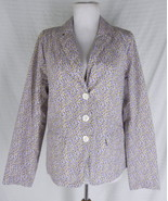 J.CREW 100% Cotton Spring Dainty Floral Fitted ... - $12.99