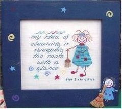 CLEARANCE Then I Can Stitch cross stitch chart ... - $3.00